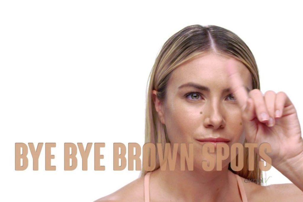 bye bye brown spots