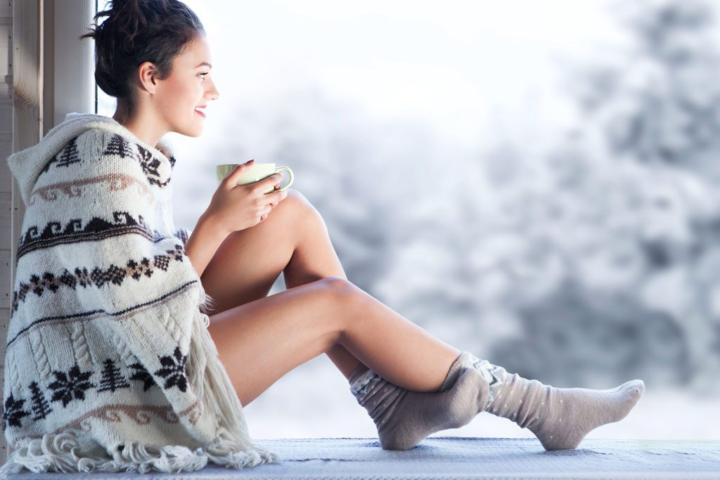 winter skin myth busters